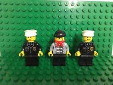 LEGO City Prisoner Robber Burglar minifigure City sets w Red ruby gem! LEGO Minifiguren LEGO Bau- & Konstruktionsspielzeug