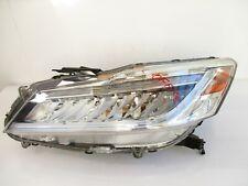 2017 Honda Accord Left Driver Side Headlight Headlamp OEM