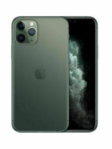 ***SEE DESCRIPTION*** Apple iPhone 11 Pro 256GB - MidnightGreen - Unlocked