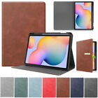 For Samsung Galaxy Tab S6 Lite 10.4 P610 Stand Smart Case Cover with Pen Holder