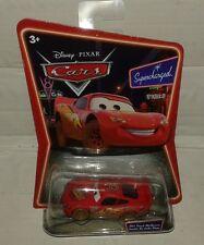 Disney cars pixar supercharged flash mc rouge sale dirt track movie BD film