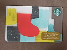 Starbucks Card ( to collect , No value ) USA 2016 / Christmas