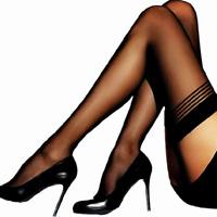 Women Stockings Socks Thigh High Nylons Hosiery Hot Tights Pantyhose Sheer Sexy