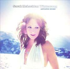 Wintersong Sarah McLachlan CD Oct 2006 Arista Christmas Music Traditional + Not
