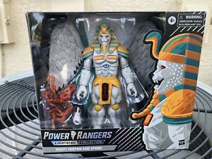 Power Rangers Lightning Collection Target Exclusive King Sphinx.  New in Box!!