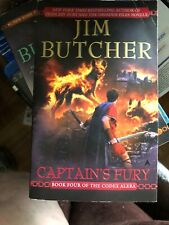 Codex Alera: Captain's Fury 4 by Jim Butcher (2008, Paperback)