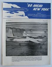 Go Ahead New York Mar 59 ( Aviation Newsletter)  Mohawk A.L. Prepares For Future
