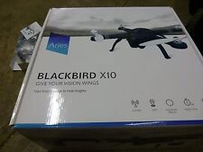 Aries BlackBird X10 Drone Quadcopter with 16MP still video camera built in