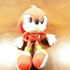 "Sonic the Hedgehog Knuckles 11"" Plush Stuffed Figure Sega Fast Shipping"