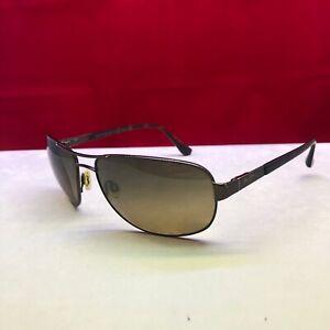 Maui Jim MJ-253-25A Sand Island Sunglasses size 63-15-120 Bronze