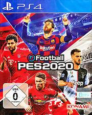 PRO EVOLUTION SOCCER 2020 / PES 2020 PS4 / PlayStation 4 NEU