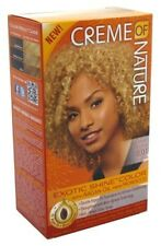 CREME OF NATURE COLOR #10.01 GINGER BLONDE EXOTIC SHINE