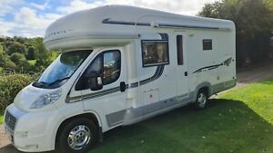 AUTOTRAIL CHEYENNE 696G, 4 BERTH, FIXED BED, FIAT DUCATO 2.3,LARGE GARAGE