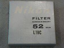 Nikon L1BC (2402) 52 mm Filter