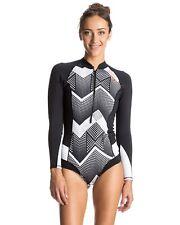 ROXY Women's Pop Surf 1mm Long Sleeve Bikini Springsuit