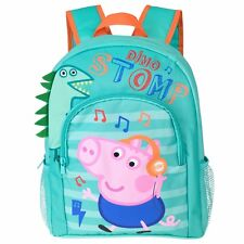 Kids George Pig Backpack | George Pig Bag | Peppa Pig George Rucksack