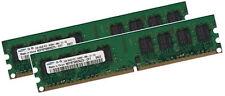 2x 2GB 4GB RAM Speicher eMachines ET Series ET1810-01 PC2-6400 800Mhz 240pin