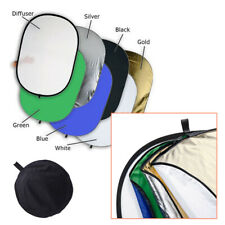 XL Light Reflector 150x200cm Rectangular- Multi Collapsible 7 in 1 - Photo Video