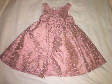 NWT~SWEET HEART ROSE Size 2 (Toddler) Elegant Embroidered Spring Summer Dress