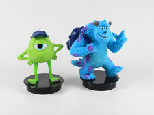 Monster UNI AG === Walt Disney 2 Figuren Mike & Sulley PCO Topper