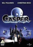 Casper DVD (2008) Christina Ricci, Silberling (DIR) cert PG
