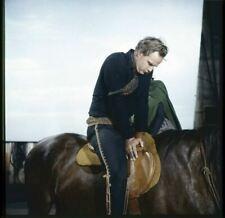 Marlon Brando Image Iconique Sur Cheval Un Oeil Jacks 2 1/4 inch Photo