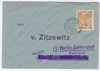 Berlin, Mi. 88 EF, Langenselbold über Hanau, 20.9.52