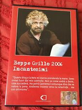 Dvd Beppe Grillo 2006 Incantesimi
