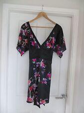 Oli Black Kimono Tunic Size 12 *Worn Once*
