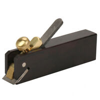 Hand Plane Mini Handcraft Kit Black Woodwork Carpentry Planer Finishing Kits