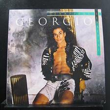 Georgio - Sexappeal LP VG+ 6229ML-RE1 Motown 1987 USA Vinyl Record
