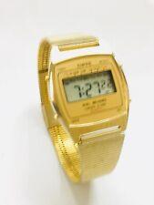 Vintage Empire LCD Digital Chronograph Melody Wrist Watch ,Alarm  NOS(10780M)