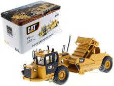 CAT CATERPILLAR 613G WHEEL SCRAPER WITH OPERATOR 1/50 DIECAST MASTERS 85235