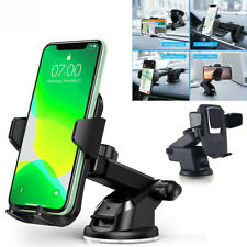 HOT!!! 360°Mount Holder Car Windshield Stand For iPhone Samsung Mobile Phone GPS