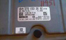 MERCEDES BENZ R350 ECU ENGINE COMPUTER CONTROL MODULE A2721532692 OEM