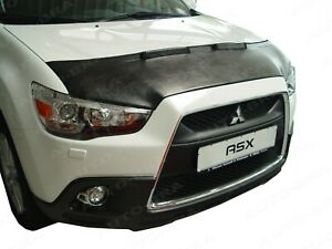 CAR HOOD BONNET BRA fits Mitsubishi RVR Outlander Sport ASX 2010-2019 NOSE MASK