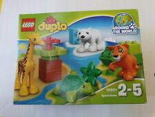 Lego Duplo 10801 - Jungtiere - ORIGINAL BILDER vom Karton