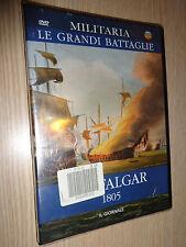 DVD N°6 MILITARIA LE GRANDI BATTAGLIE TRAFALGAR 1805