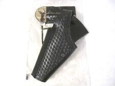 LH Safariland Black Leather Duty Belt Holster for Beretta Model 92F Pistol
