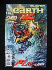 Earth 2 #2 - August 2012 The New 52
