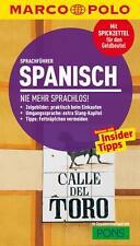 MARCO POLO Sprachführer Spanisch (2014, Taschenbuch) UNGELESEN statt 9.99 nur