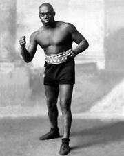 Great Canadian Boxer SAM LANGFORD Glossy 8x10 Boxing Photo Print Poster