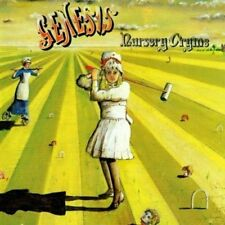 Genesis ~ Nursery Cryme (Remastered 2008) ~ NEW CD Album