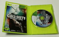 Call of Duty Black Ops Microsoft Xbox 360 Complete CIB Video Game Gaming