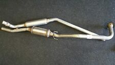 1995-1999 TOYOTA TERCEL 1.5L ENG FRONT EXHAUST PIPE CATALYTIC CONVERTER