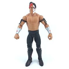 WWE YOSHI TATSU FACEPAINT MATTEL BASIC SERIES WRESTLING FIGURE
