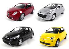 Lot de 4 Voitures miniatures Peugeot Alfa Romeo Fiat 1/43 Norev Jet Car