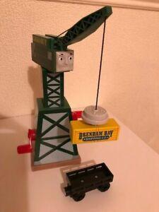 Cranky The Crane (Wooden Thomas The Tank Engine )