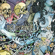 PIG DESTROYER Phantom Limb CD NEW Relapse Records CD6717R