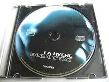 La Hyene - Ennemi D'Etat - CD Rap Francais / Disque Seulement - Disc Only